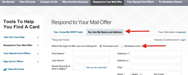 Be On The Lookout: 150,000 Amex Plat Business Offer