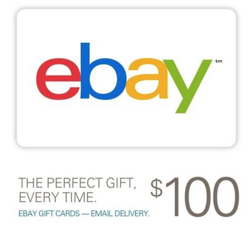 Buy 100 Ebay Gift Card For 95 Running With Miles