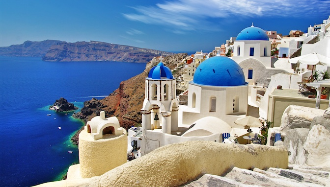 non-stop flights to greece