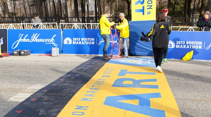 2017 Boston Marathon Registration