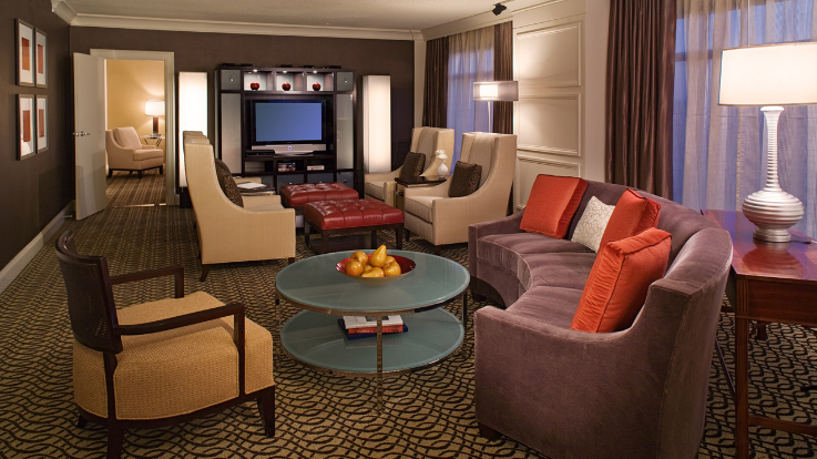 How I Scored a Presidential Suite for Cheap