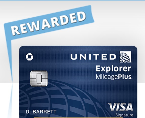 Last Day: Increased Offers on United Explorer Credit Card (Up to