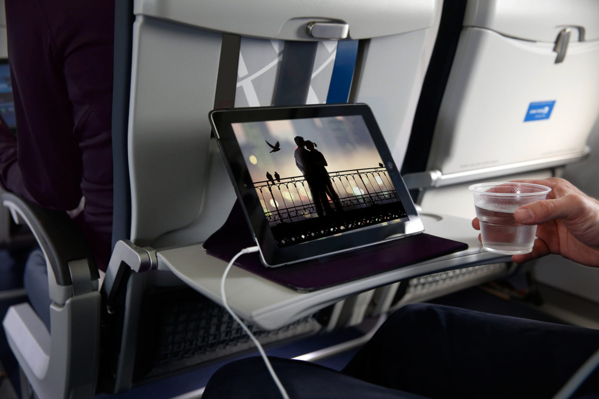Update Your United App Now to Keep Using Onboard Entertainment! - Running with Miles